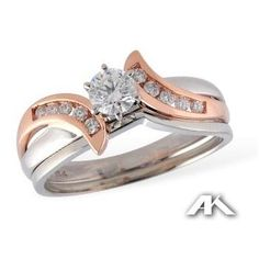 2 piece engagement set - Google Search