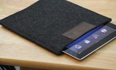 iPad 2 Wool Sleeve $50