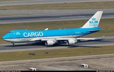 PH-CKB KLM Royal Dutch Airlines Boeing 747-406F(ER)