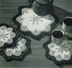 Hot Plate Mat Pattern