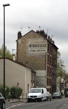 Déménagement Rousseau (St Denis)
