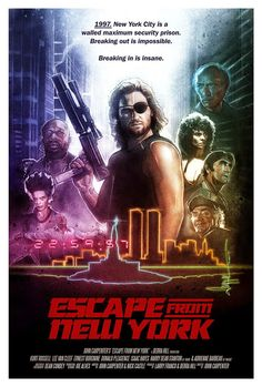 Escape From New York by Paul Shipper