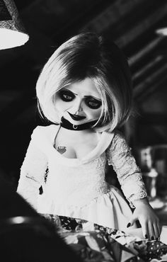 Bride chucky (1998) - rotten tomatoes, After the well had seemingly run dry after ' child's play 3', ' bride of chucky' is a meta-horror reinvention of the killer doll franchise. Description from hotgirlhdwallpaper.com. I searched for this on bing.com/images