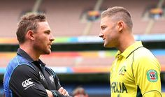 Australia vs New Zealand, ICC Cricket World Cup 2015 Final: Watch Free Live . Cricket World Cup 2015 Cricket World Cup, Uk News, News Today, Hd Wallpaper, New Zealand, Finals, News Australia, Crushes, Icc Cricket