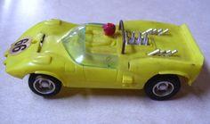 Strombecker Chaparral 1/32 scale slot car