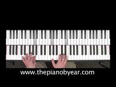 Revelation Song Chords - Piano