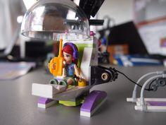 Das ist eine Spielfigur aus dem Bauset LEGO Friends Rettung auf der Dschungelbrücke. #mytest #LEGO #LEGOFRIENDS