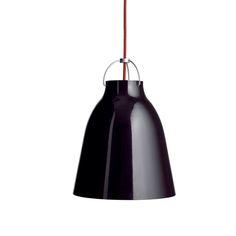 Caravaggio P2 valaisin, musta