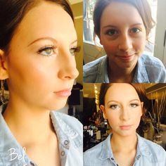Makeup by pro MUA, Bel Richardson
