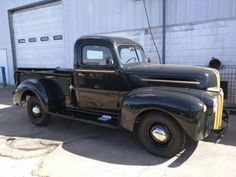 1946 Ford 1/2 Ton Pickup (KS) - $19,999 Please call Charles @ 620-249-6407 to see this Pickup.
