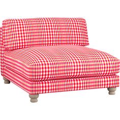 For the mamas and the pappas to plop on.  PiazzaChairGingham3QF12
