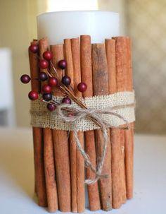Was ist ein Haus ohne Kerzen? 12 kreative und tolle Ideen mit Kerzen zum Ausprobieren - DIY Bastelideen