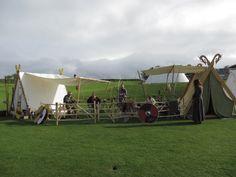 Another shot of Viðars workshop.