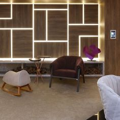 Wall Panel Design, Wall Decor Design, Ceiling Design, Interior Decorating, Interior Design, Wall Cladding, Wall Panelling, Wall Treatments, Office Interiors