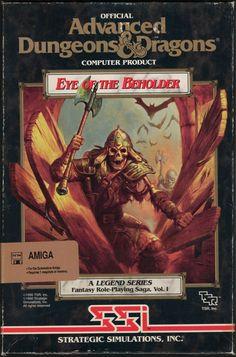 Eye of the Beholder (Amiga)