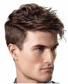 20 Easy Hairstyles for Men 20 easy hairstyles for men. Bold and lively haircuts for men that are highly popular nowadays. Try these unique hairstyles for men.