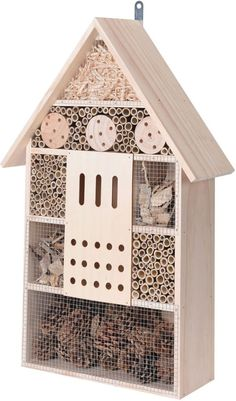 Carpenter Bee Trap, Home Projects, Projects To Try, Bee Traps, My Moon And Stars, Bug Hotel, Bee House, Birds And The Bees, Butterfly House