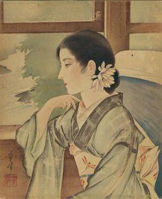 130903_2117_001a Japan Illustration, Traditional Japanese Art, Retro Pop, Japan Photo, Japanese Painting, Japanese Prints, Hanging Art, Japanese Culture, Vintage Japanese