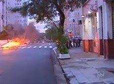 Galdino Saquarema Noticia: Polícia entra em confronto com moradores da favela...