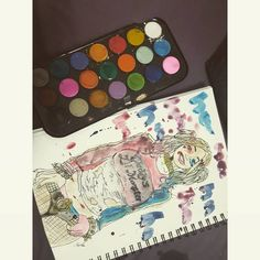 #drawing #suicidesquad #harleyqueen #beauty