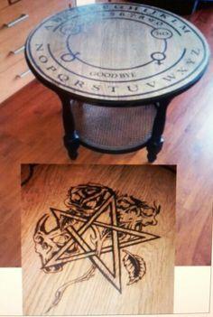 Ouija Tisch teil 1