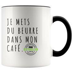 Je Mets du Beurre Dans Mon Café Micro Onde, Mets, Tableware, Butter, Dinnerware, Dishes