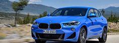 BMW X2, le petit SUV des sportifs