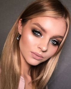 The Hottest Celebrity Makeup Tips As Revealed By The Beauty Magicians Day Makeup, Makeup Goals, Makeup Inspo, Makeup Inspiration, Makeup Tips, Beauty Makeup, Beauty Tips For Hair, Hair Beauty, Boho Wedding Makeup