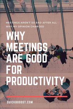 I used to hate meetings because I thought they hurt my productivity. Now I see them as a means for achieving my goals like never before. #meetings #goals #productive #productivity Productive Things To Do, Things To Do At Home, What You Can Do, Did You Know, Good Time Management, Quitting Your Job, My Opinions, Achieve Your Goals, Make New Friends