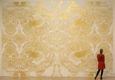 Richard Wright - Turner Prize 2009 winner, Tate Britain