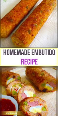 This embutido recipe is perfect not only as a staple for your breakfast, lunch or dinner, this can actually also be served in parties; proving its flexibility as a dish and the ingenuity of the Filipinos in creating something very much our own.
