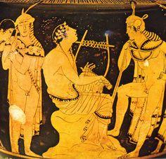 Orpheus vase