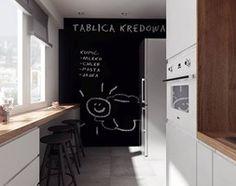 Aranżacje wnętrz - Kuchnia: projekt 10 - Średnia otwarta wąska kuchnia w kształcie litery u, styl nowoczesny - PASS architekci. Przeglądaj, dodawaj i zapisuj najlepsze zdjęcia, pomysły i inspiracje designerskie. W bazie mamy już prawie milion fotografii!