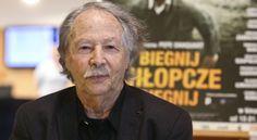 Uri Orlev: polski przekład to oryginał moich książek Hans Christian, Film, Books, Literatura, Movie, Libros, Film Stock, Movies, Book