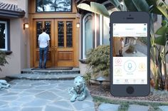 Keep your home safe over the holidays with these DIY home security systems   Kuna smart security system