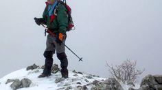 Jose y Miguel Montañeros de Alta Montaña Pico Ancino