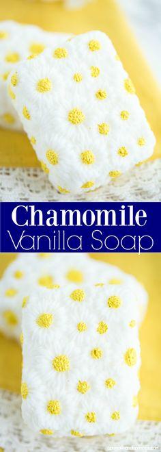 DIY Vanilla Chamomil
