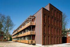 Prinzeven, Diemen - KENK architecten