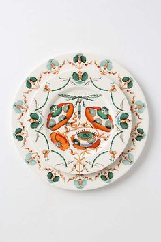 Lohja Side Plate - anthropologie.com #anthrofave #anthropologie