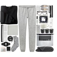 A fashion look from November 2013 featuring A.P.C. activewear pants, American Eagle Outfitters socks. Browse and shop related looks.