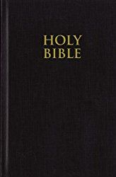 The Holy Bible - the most influential book in the world - everyone should know what it says.