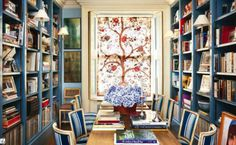 Fashion Stylist, Caroline Sieber's London Home | La Dolce Vita Blog: Interior Design & Decorating Ideas and Inspiration