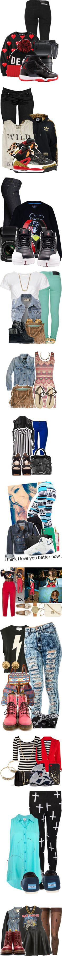 """Sooooo dOpE , it cant be TOUCHED ... ♥♥♥"" by pretty-and-mindless ❤ liked on Polyvore"