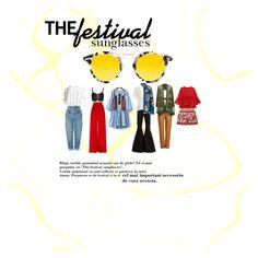 """ilinca"" by ilinca-stefanescu on Polyvore featuring Krewe, Miss Selfridge, Caroline Constas, Hebe Studio, Dolce&Gabbana, E L L E R Y, IRO, Yves Saint Laurent and Balmain"