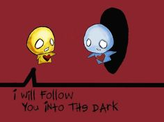 Death Cab For Cutie - I Will Follow You Into The Dark  w/ Pon and Zi