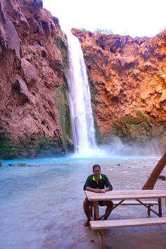 Mooney Falls, Havasupai, Arizona
