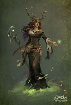 d&d druid - Bing images