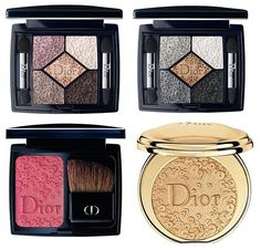 Dior Splendor Holiday 2016 Makeup Collection