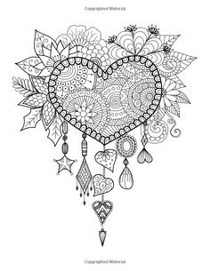 Printable Mandala Coloring Pages. 20 Printable Mandala Coloring Pages. Coloring Pages Mandala From Free Coloring Books for Adults Dream Catcher Coloring Pages, Heart Coloring Pages, Butterfly Coloring Page, Pattern Coloring Pages, Printable Adult Coloring Pages, Mandala Coloring Pages, Animal Coloring Pages, Coloring Pages To Print, Coloring Pages For Kids