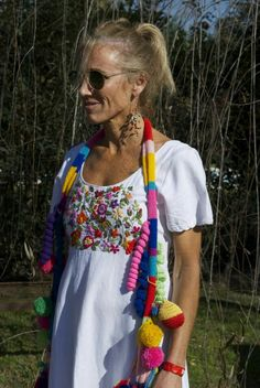 Vestido Las Dumas